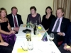 Pictured at the Ballinrobe GAA Clubs Annual Dinner Dance in Lynch's Hotel Clonbur were, left to right: Fiona Gilraine, Nicola Ford, Michael Killeen, Margaret Killeen, ????? Tiernan,  Joe Tiernan and John Bradley.