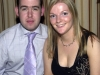 Pictured at the Ballinrobe GAA Clubs Annual Dinner Dance in Lynch's Hotel Clonbur were Keith McTigue and Loretta Hughes.