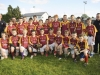 Sth Mayo U-14 B final Ballinrobe v Shrule Glencorrib in Hollymou