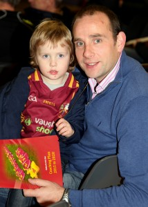 Fionn and Colm Jennings.