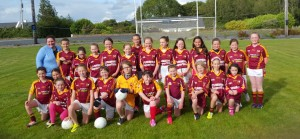 <strong>Ladies U10/U12 Take Their First Trip Outside The County</strong>