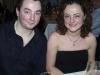 Pictured at the Ballinrobe GAA Clubs Annual Dinner Dance in Lynch's Hotel Clonbur were Ruair? and Aine Keane.