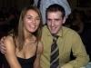 Pictured at the Ballinrobe GAA Clubs Annual Dinner Dance in Lynch's Hotel Clonbur were Lisa Connaughton and Peter Staunton.