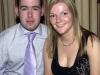 Pictured at the Ballinrobe GAA Clubs Annual Dinner Dance in Lynch's Hotel Clonbur were Keith McTigue and Loretta Hughes.