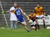 Mayo Gaels attack  in the TF Royal Hotel and Theatre County Minor C Football Championship Final in McHale Park
