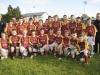 Sth Mayo U-14 B final Ballinrobe v Shrule Glencorrib in Hollymou